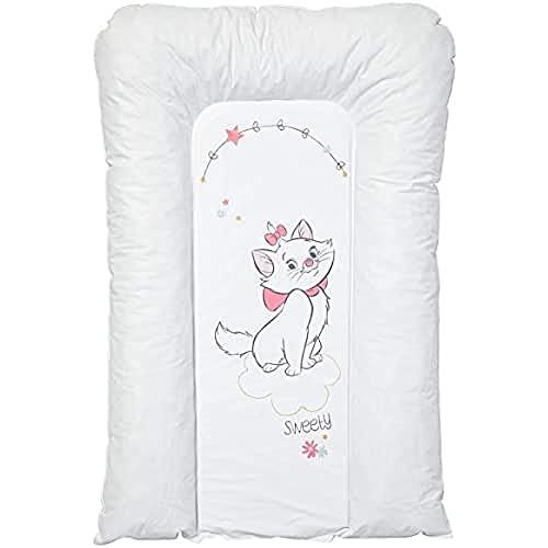 Matelas à langer Flocon 50x70 cm - Disney Marie Les Aristochats - Babycalin, Blanc