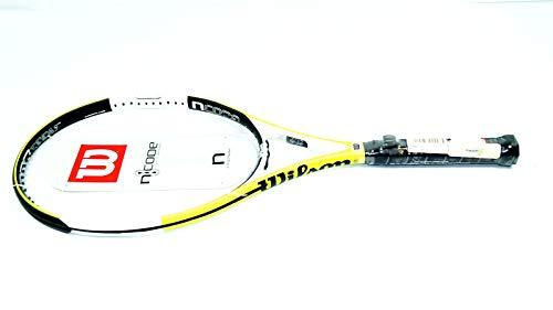 WILSON NPRO Team Tennisschläger L3 = 4 3/8 NCode Racket N Pro Lite MP 291g unbesaitet