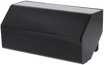 Bostitch Konnect Plastic Wide Storage Bin Removable Lid & Dividers