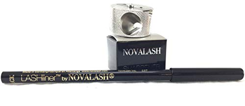 Novalash LASHliner Pencil with Sharpener for Eyelash Extension