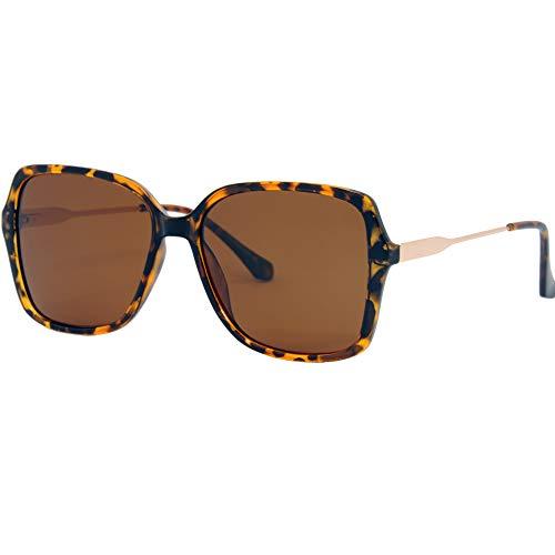 Óculos de Sol Epinay, LES BAINS, tartaruga, único