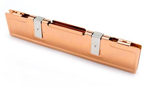 Tcset 599371031 koellichaam aluminium RAM brons