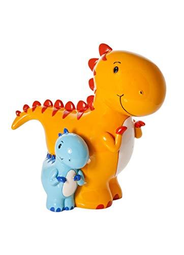 Mousehouse Gifts Mama und Baby Dinosaurier Baby Spardose für Kinder