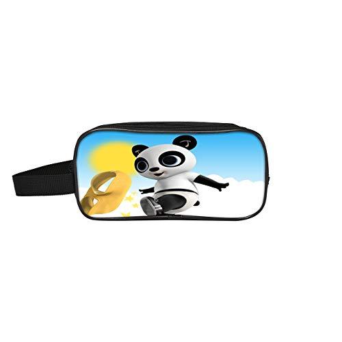 Bing Bunny Federmäppchen Bleistift-Kasten-Bleistift-Beutel-Kapazität Durable Halter Schüler Trend Teen Gift Jungen und Mädchen Mode Unisex (Color : A06, Size : 24 X 11 X 7cm)