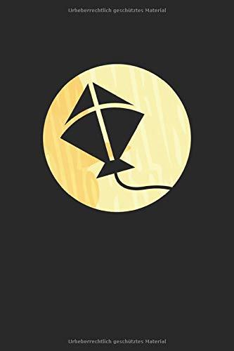 Drachenfliegen Drachenflieger: Herbst Flugdrache Hobby Geschenke Notizbuch liniert (A5 Format, 15,24 x 22,86 cm, 120 Seiten)
