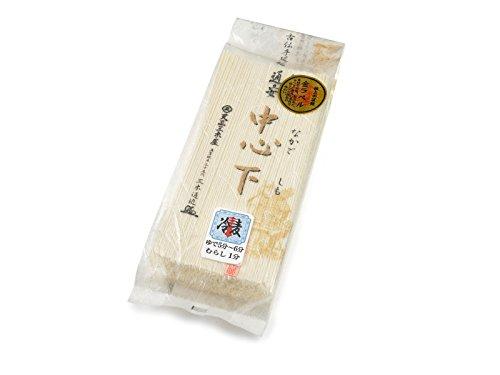 金ラベル 絹肌の貴婦人 手延冷麦 500g×10袋 簡易箱