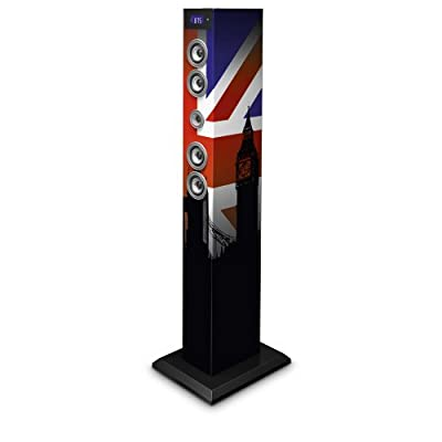 BigBen Sound Tower - Union Jack by BigBen