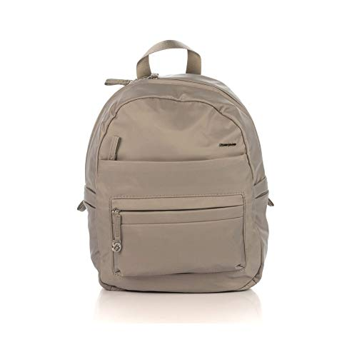 SAMSONITE Move 2.0 34 cms Light Grey Casual Backpack (SAM MOVE 2.0 BACKPACK LIGT GRY)