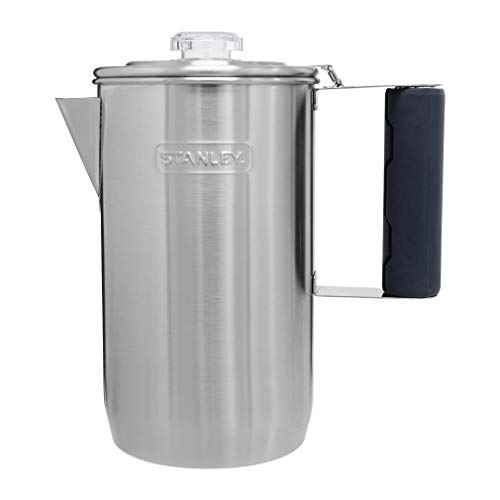 Stanley Camp Percolator w/Silicone Cool Grip