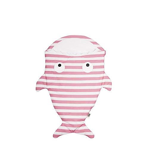 Baby Bites ORIGINAL - Saco de dormir para Recién Nacidos Raya ROSA - Modelo ENTRETIEMPO
