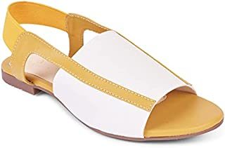 XE Looks Comfy Flat Sandals For Women