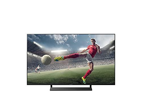 Panasonic TX-50JXW854 Fernseher (LED TV 50 Zoll / 126 cm, 4K Ultra HD HDR LED-TV, Smart TV, Dual Bluetooth Audio Link, USB Recording, Google Assistant, HDMI, USB)