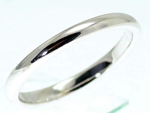[京都ジュエリー工房] 結婚指輪 マリッジリング Pt950 プラチナ リング (純プラチナ 95%) 「Olivia・オリビア・L」 ペアリング用 olivia-JS60010 8号