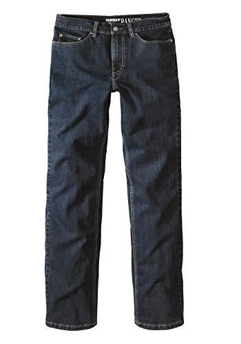 Paddocks Paddock's Ranger Jeans Herren, Blue Black Tinted, Stretch Denim, Gerader Schnitt (W42/L28)