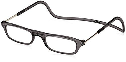 [クリックリーダー] 老眼鏡 Clic Readers メンズ ブラック +3.00-(FREEサイズ)