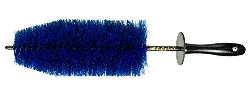EZ Detail Brushes Auto-Rad- Reinigungsbürste - Fahrradbürste - Felgenbürste Waschbürste