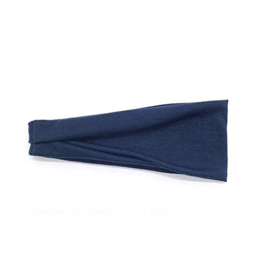 TWDYC Sport-Stirnband-Männer-Kopftuch-Kopftuch Yoga-Stirnband-Stirnband 1 Stirnband (Color : B)