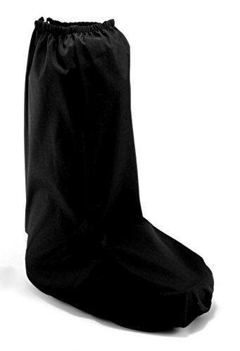 My Recovers Walking Brace Cover for Orthopedic Boot, Weather Cover in Black Waterproof Fabric, Made in USA, Tall Boot, Orthopedic Products Accessories (Large)