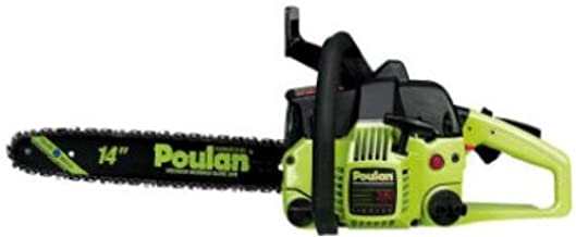 Factory Reconditioned Poulan P3314 or P3314WS 14-Inch 33cc 2-Stroke Gas-Powered Chain Saw (Discontinued by Manufacturer)