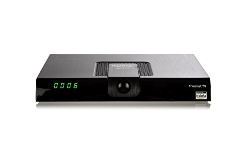 Xoro HRT 8719 Full HDHEVC DVB-T/T2Receiver(H.265, HDTV, HDMI, kartenloses...