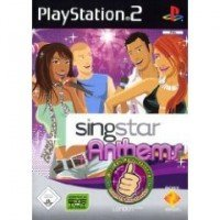 Singstar Anthems inklusive Mikrofone