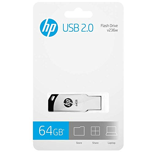 HP v236w 64GB USB 2.0 Pen Drive