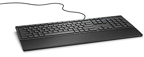 Dell 580-ADHE - MULTIMEDIA KEYBOARD KB216 Dell Multimedia Keyboard-KB216 - German (QWERTZ) - Black / Model No: 580-ADHE
