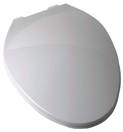 Plum Best C3B3E3-00 Elongated Contemporary Toilet Seat