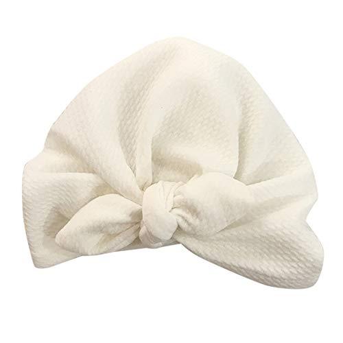 Neborn Neue Entworfene Nette Baby Hut Baumwolle Weiche Turban Knoten Mädchen Sommer Hut Böhmischen Stil Kinder Neugeborene Kappe für Baby mädchen (C)