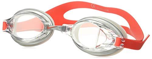 NIKE Unisex-Adult's Chrome Swim Goggle, Clear, One Size