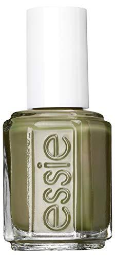 Essie Nagellack für farbintensive Fingernägel, Nr. 495 exposed, Grün, 13,5 ml