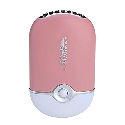 Tongping USB Mini Fan Air Conditioning Blower for Eyelash Extension(Pink)