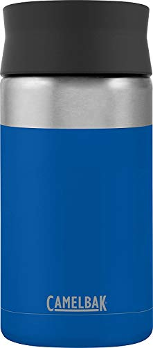 Camelbak Botella de acero inoxidable al vacio para adultos, unisex, color azul, talla unica