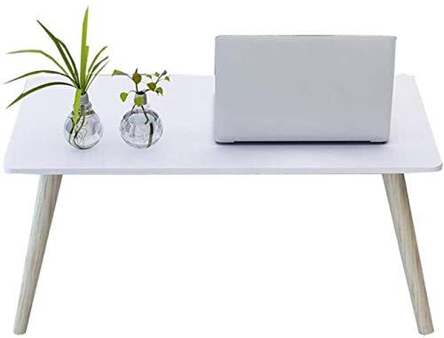 Coffee Table Muebles de sala de estar Mesa de ordenador Mesita de noche Dormitorio portátil estudiante dormitorio estudio madera maciza Escritorio Mini (color: E, tamaño: 30 cm)