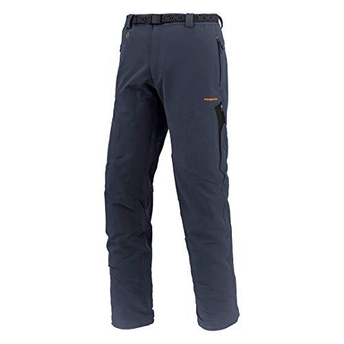 Trangoworld pc007176 – 442-xlc Pantalon Long, Homme, Gris (Anthracite)/Noir, XL