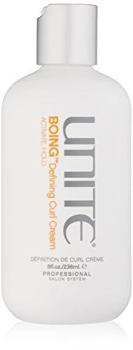 UNITE Hair Boing Defining Curl Cream, 8 Fl. oz