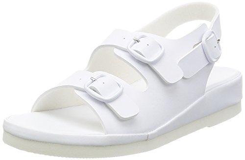 [サニーシューズ] ナースシューズ 501-1 ホワイト JP S(21.5~22.0cm)