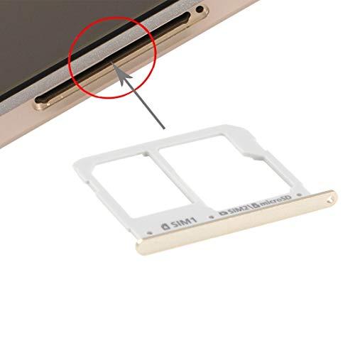 Fijar las piezas del teléfono renovar Bandeja IPartsBuy tarjeta SIM y sustitución de la bandeja de tarjeta Micro SD for Samsung Galaxy A3 (2016) / A3100 y A5 (2016) / A5100 y A7 (2016) / A7100 accesor