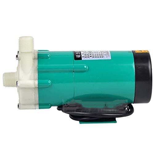 Bombas y equipos de plomería Mini bomba de agua magnética MP-20RM 50Hz Interfaz de hilo Intercambio de calor, Tinte, Bombas de aguas residuales de bujías de agua Para tanques de peces, hidropónicos, a