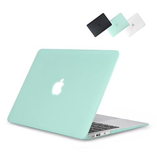 Inateck Hartschale Schutzhülle für MacBook Mintzgrün MacBook Air, 33 cm (13 Zoll)