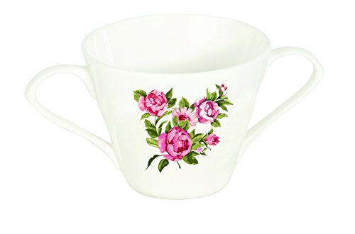 Performance Health Two Handled Cup and Saucer