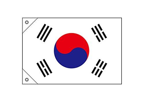 N国旗(販促用) 23691 韓国 ミニ