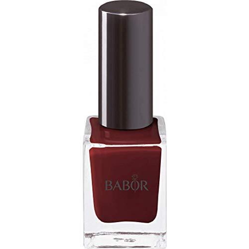 Dr Babor Nail Colour, 04 Rouge Noir, 7 ml