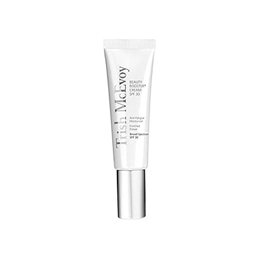 牛ファウルインポートTrish Mcevoy Beauty Booster Cream Spf 30 55ml (Pack of 6) - トリッシュ?マクエボイの美しブースタークリーム 30 55ミリリットル x6 [並行輸入品]