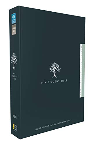 Compare Textbook Prices for NIV, Student Bible, Paperback 7.7.2011 Edition ISBN 0025986437251 by Zondervan,Yancey, Philip,Stafford, Tim