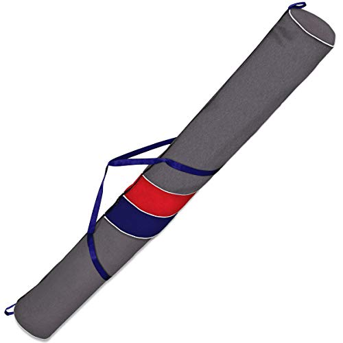 Ferocity Skitas Skisack voor 1 paar ski's 170 cm lang Ski Bag LEN [053]