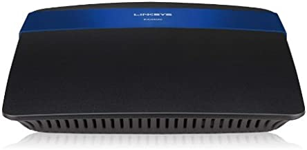 Linksys N750 Wi-Fi Wireless Dual-Band+ Router with Gigabit & USB Ports, Smart Wi-Fi App Enabled to Control Your Network from Anywhere (EA3500)