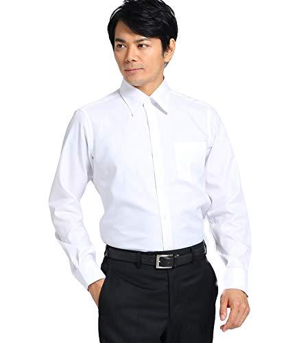 [ タケオキクチ ] ドレスシャツ マイクロドットブロードシャツ 93181016 メンズ ホワイト(001) 02(M)