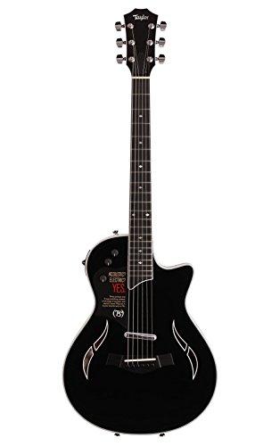 TAYLOR T5z Standard Black + maletín para guitarras eléctricas.