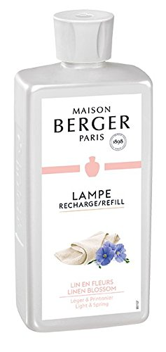 Lampe Berger Parfum d'ambiance, Transparent, 500 ML.
